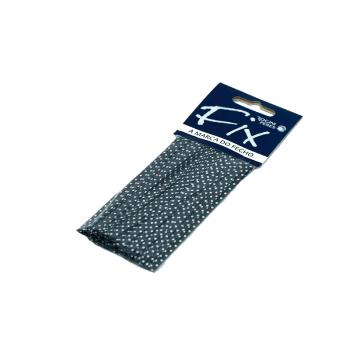 Fecho Prático Preto Poá c/ 100 unidades – Rogini
