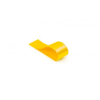 Fita de Cetim Lisa Amarela 6, 5mm – Cromus