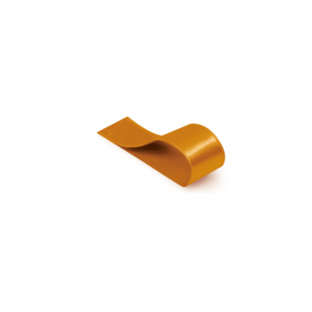Fita de Cetim Lisa Ouro 6,5 mm – Cromus