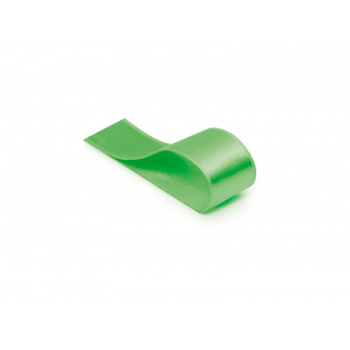Fita de Cetim Lisa Verde Limão 10,5 mm – Cromus
