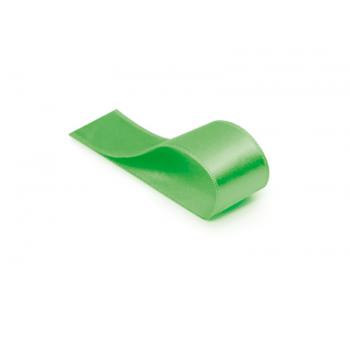 Fita de Cetim Lisa Verde Limão 15 mm – Cromus