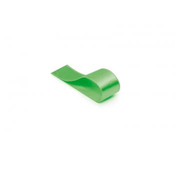 Fita de Cetim Lisa Verde Limão 6,5 mm – Cromus