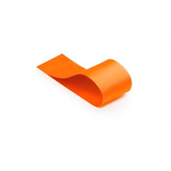 Fita Gorgurão Laranja 15 mm – Cromus