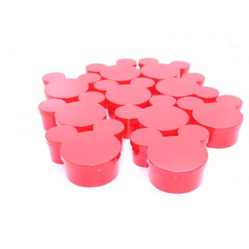 Caixa para Lembrancinha Mickey Vermelha c/10 unidades – Lsc Toys