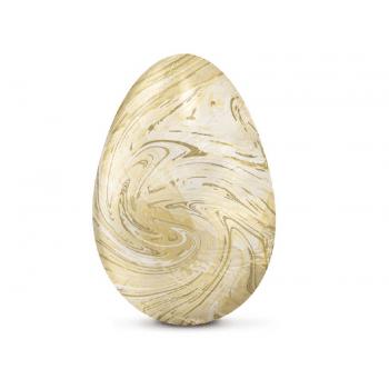 Papel Chumbo Marfim Marmorizado 8x7,8 cm c/ 300 Folhas - Cromus