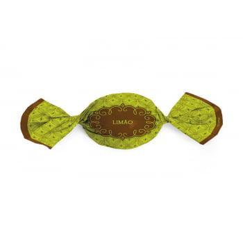 Papel para Trufa 15x16 - Limão - Cromus