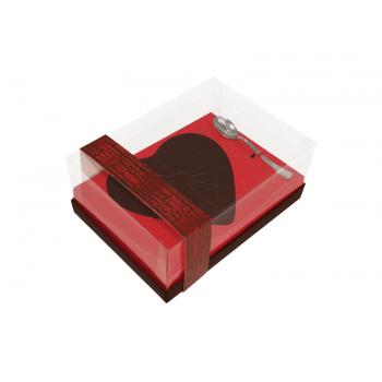 Caixa para Coração de Colher 500g - Love - Ideia Embalagens