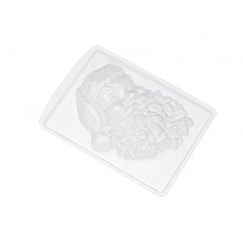 Forma acetato Rosto do Papai Noel  - Nishimoto