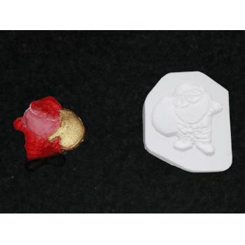 Molde de Silicone  Noel S 2018- Gummies
