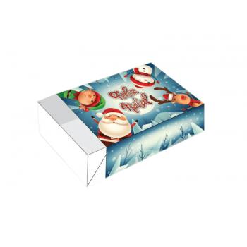 Caixa para 6 Doces – Natal Self