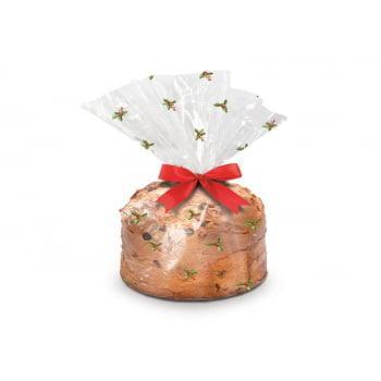 Saco para Panetone 100g – Azevinho -  Cromus