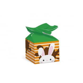 Caixa para Ovinhos Trouxinha c/12 - Cenoura - Cromus