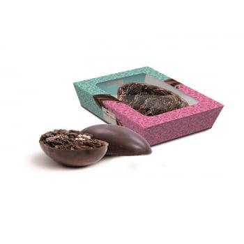 Caixa para Ovo de Colher 350g – Chocolatier - Cromus