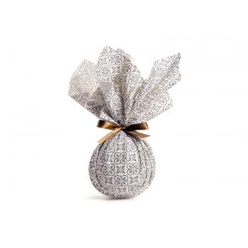 Embalagem de Tecido para Ovo de Páscoa 44x44 cm c/2 - Chocolatier - Cromus