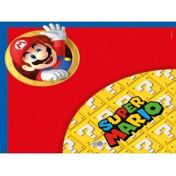 Embalagem Express para Ovo de Páscoa 39x39 cm c/5 – Super Mário – Cromus