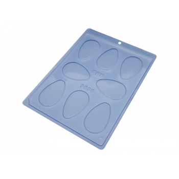 Forma de Acetato Ovo Tablete 50g N 9856 – Bwb
