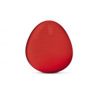 Papel Chumbo 43,5x58,5 c/ 5 - Gofrado Vermelho - Cromus