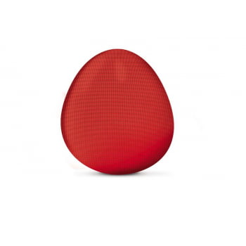 Papel Chumbo 8x7,8 cm c/ 300 - Gofrado Vermelho - Cromus