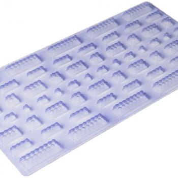 Forma Acetato Modelo Peças Lego N854 - Porto Formas