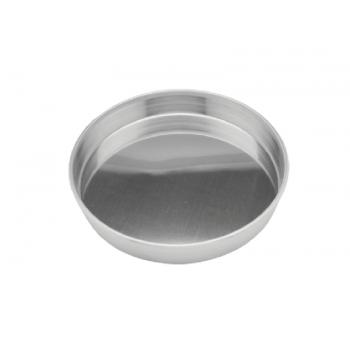 Forma Alumínio Bolo Redondo 25 x 5 cm - Caparroz