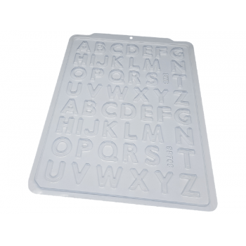 Forma de Acetato Alfabeto SP708 – Bwb