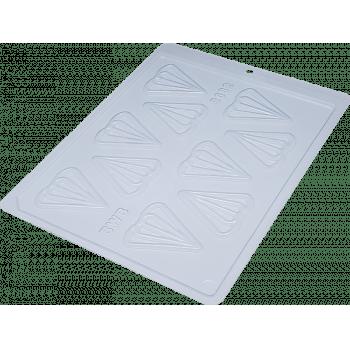 Forma de Acetato Arabesco cone N9682 – Bwb