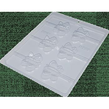 Forma de Acetato Pirulito Borboleta N 9760 – Bwb