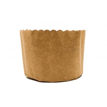 Forma para Panetone 500g c/10 unidades