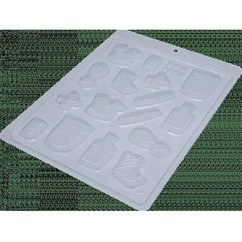 Forma de Acetato Kit Emergência N9695 - BWB