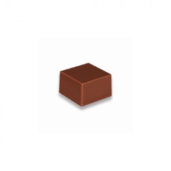 Forma para Chocolate de Policarbonato Quadrada GI058 - Gramado