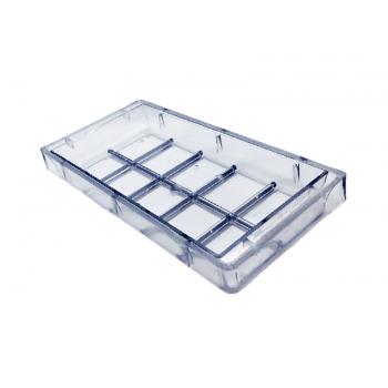 Forma para Chocolate de Policarbonato Tablete GI0150 - Gramado