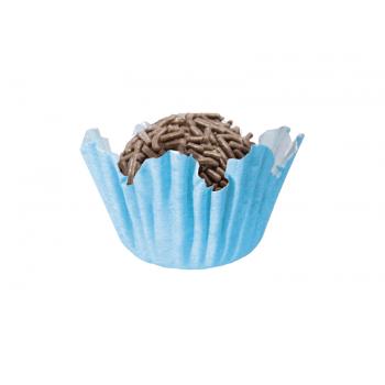 Forminha de Papel Recortada N3 Azul - Mago