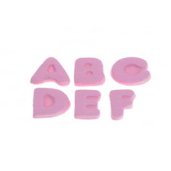 Molde de Silicone Alfabeto Pequeno 299 - Flexarte
