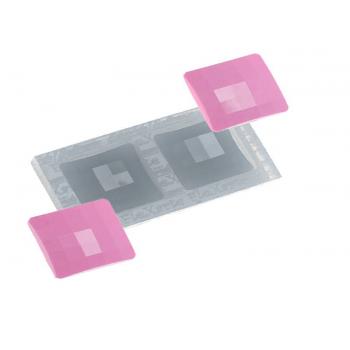 Molde de Silicone Pedra Quadrada 110 - Flexarte