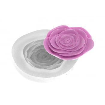 Molde de Silicone Rosa Scarlett 257 - Flexarte