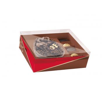 Caixa para Ovo de Colher e Docinhos 350g - Douce - Cromus