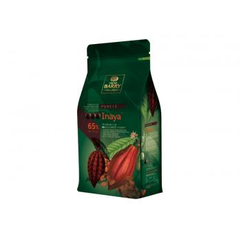 Chocolate Inaya 65% Amargo 1kg - Cacao Barry