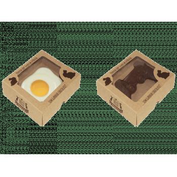 Caixa Kraft - Divertida - Ideia Embalagens