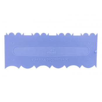 Espátula Decorativa para Bolo Número 11 Lavanda – Blue Star
