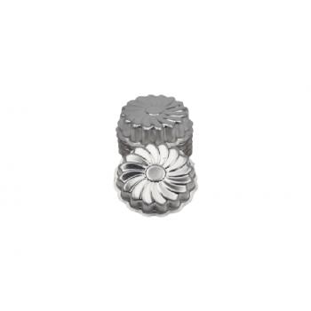 Forma de Alumínio Girassol 7X2 cm c/6 – Caparroz