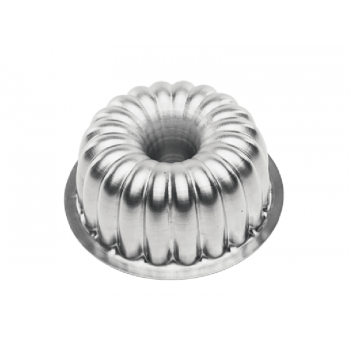 Forma Alumínio Bolo Suíça 13 x 6 cm - Caparroz