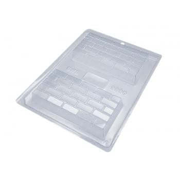 Forma Prática com Silicone Barra Tijolinho N9890 - Bwb