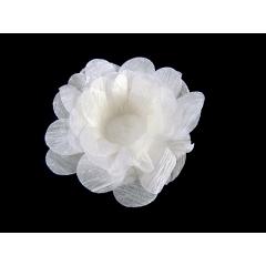 Forma Margarida de Papel  R102 Branca c/24 Maxiformas